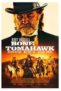 copertina film Bone+Tomahawk 2015