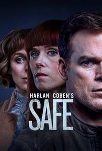 copertina serie tv Safe 2018