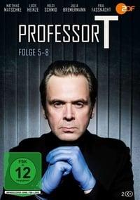 copertina serie tv Professor+T. 2017