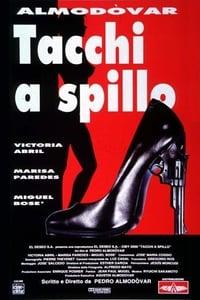 copertina film Tacchi+a+spillo 1991