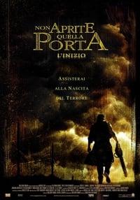 copertina film Non+aprite+quella+porta+-+L%27inizio 2006