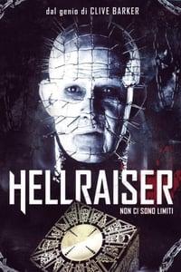 copertina film Hellraiser 1987