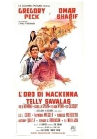 copertina film L%27oro+di+Mackenna 1969