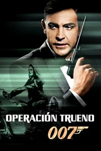 007: Operación Trueno Online película castellano y latino