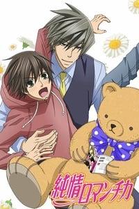 copertina serie tv Junjou+Romantica 2008
