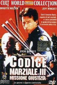 copertina film Codice+marziale+III%3A+Missione+giustizia 1992