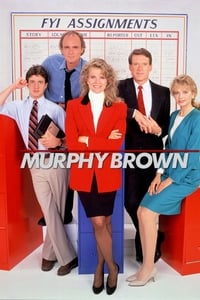 copertina serie tv Murphy+Brown 1988