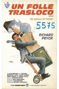 copertina film Un+folle+trasloco 1988