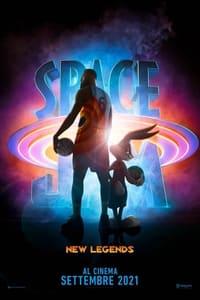 copertina film Space+Jam+-+New+Legends 2021