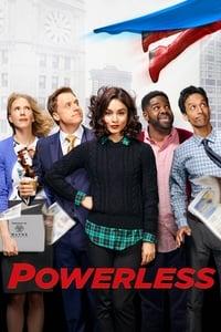 copertina serie tv Powerless 2017