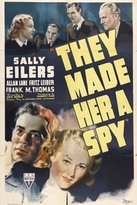 They Made Her a Spy