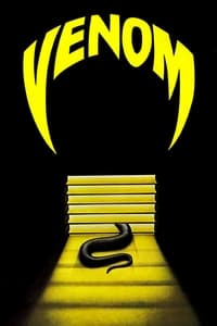 copertina film Venom 1981