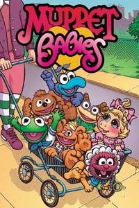 copertina serie tv Muppet+Babies 1984