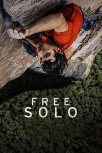 copertina film Free+Solo 2018