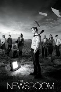copertina serie tv The+Newsroom 2012