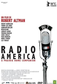 copertina film Radio+America 2006