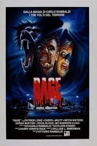 copertina film Rage+-+Furia+primitiva 1988
