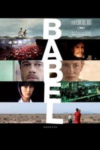 copertina film Babel 2006