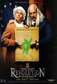 WWE New Year's Revolution 2007 (2007)