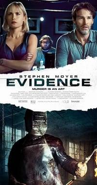 copertina film Evidence 2013