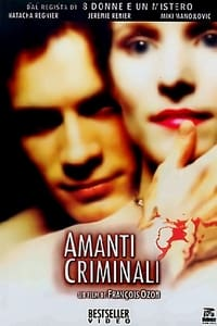 copertina film Amanti+criminali 1999
