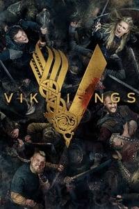 copertina serie tv Vikings 2013