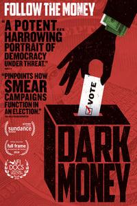 copertina film Dark+Money 2018