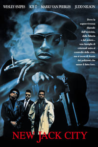 copertina film New+Jack+City 1991