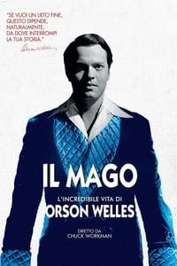 copertina film Il+mago%3A+l%27incredibile+vita+di+Orson+Welles 2014