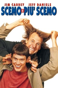 copertina film Scemo+%26+pi%C3%B9+scemo 1994