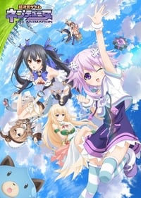 copertina serie tv Choujigen+Game+Neptune+The+Animation 2013