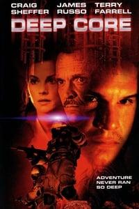 copertina film Deep+Core+-+Al+centro+della+terra 2000