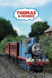 copertina serie tv Il+trenino+Thomas 1984