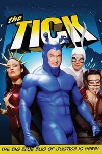 copertina serie tv The+Tick 2001