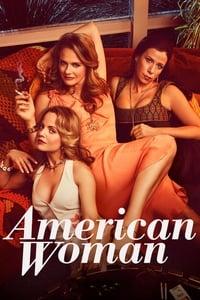 copertina serie tv American+Woman 2018