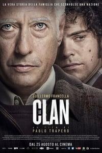 copertina film Il+clan 2015