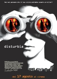 copertina film Disturbia 2007