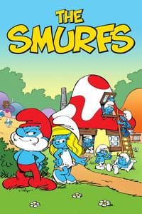 copertina serie tv I+Puffi 1981