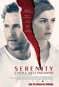 copertina film Serenity+-+L%27isola+dell%27inganno 2019