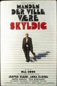 copertina film Manden+der+ville+v%C3%A6re+skyldig 1990