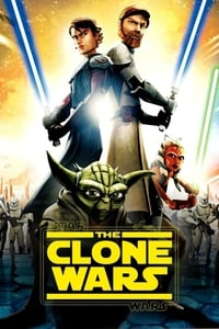 copertina serie tv Star+Wars%3A+The+Clone+Wars 2008