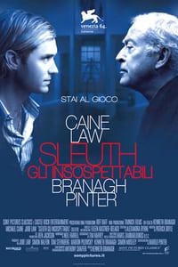 copertina film Sleuth+-+Gli+insospettabili 2007