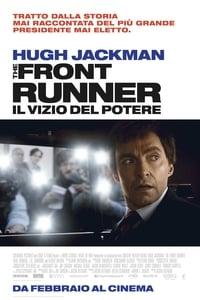 copertina film The+Front+Runner+-+Il+vizio+del+potere 2018