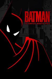 copertina serie tv Batman+The+Animated+Series 1992