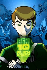 copertina serie tv Ben+10+-+Forza+aliena 2008