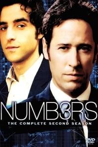 copertina serie tv Numb3rs 2006