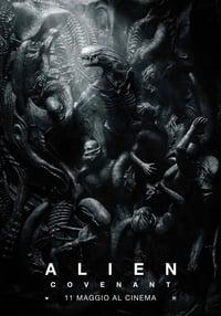 copertina film Alien%3A+Covenant 2017