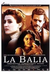 copertina film La+balia 1999