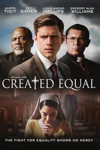 copertina film Created+Equal 2017