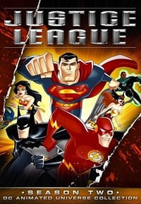 Justice League S02E10